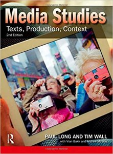 Media Studies - Texts, Production, Context