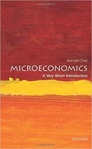 Microeconomics - A Very Short Introduction