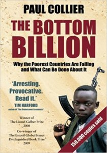 The Bottom Billion - Why the Poorest Countries are Failing and What Can Be Done About It
