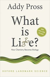 What is Life-How Chemistry Becomes Biology